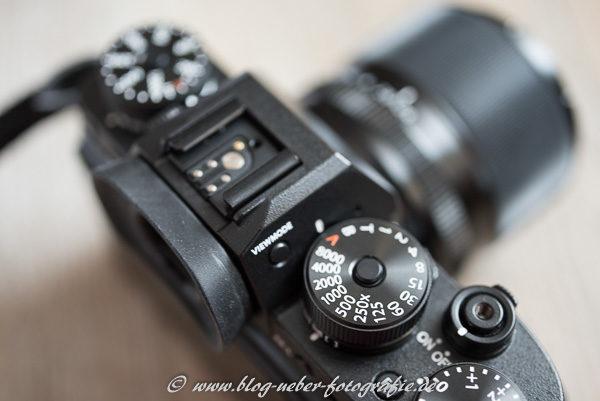 Fuji X-T2 Kamera