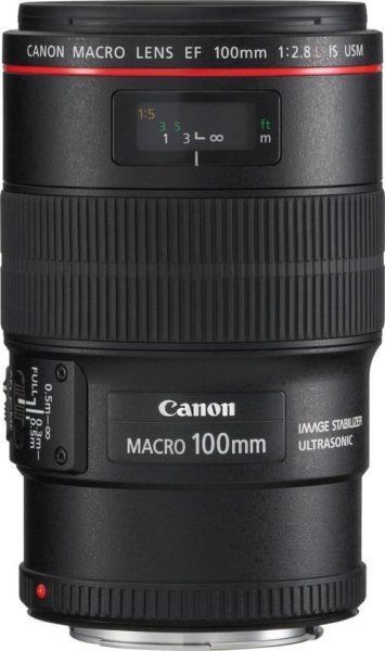 Canon EF 100 mm 2,8 K IS USM Makroobjektiv