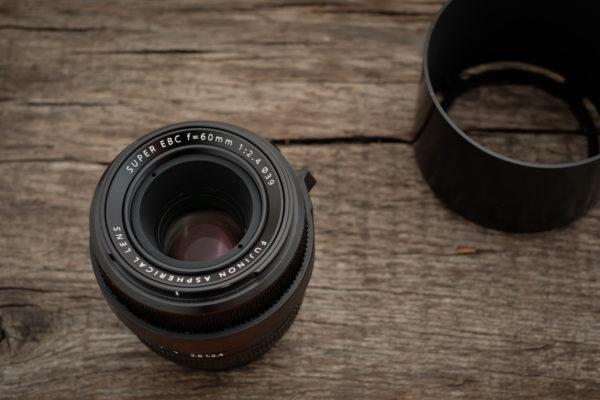 Fuji XF 60 mm Makroobjektiv