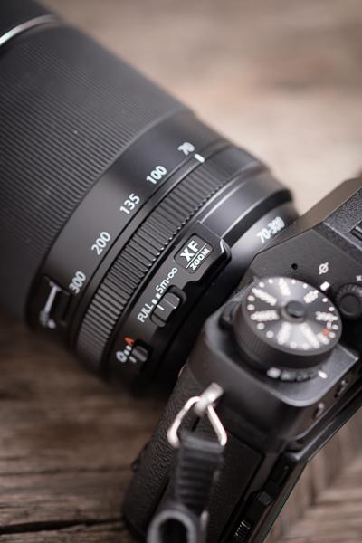 Objektiv mit Autofokus